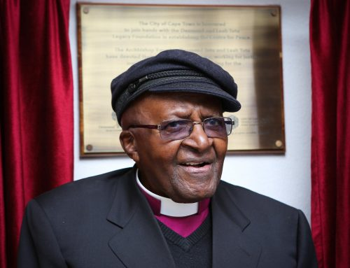 CONGRATULATIONS : Reverend Desmond Tutu, The BrandLaureate Hall of Fame – Lifetime Achievement Award