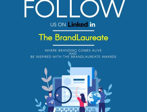 THE BrandLaureate is now on LinkedIn!