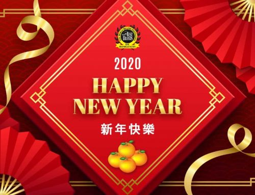 HAPPY CHINESE NEW YEAR 2020 FROM THE BRANDLAUREATE TEAM!