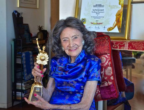 Tao Porchon-Lynch, named world's oldest yoga teacher, has died at 101