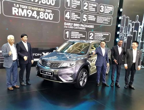 PROTON LAUNCHES THE 2020 PROTON X70
