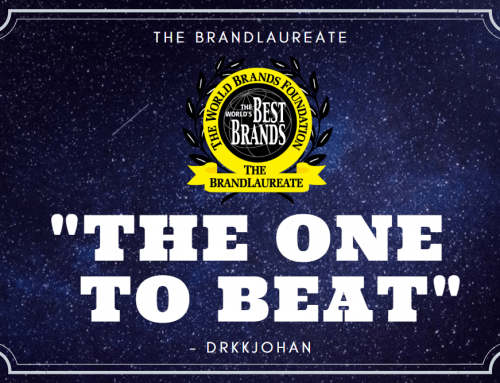 THE BRANDLAUREATE IS THE ONE TO BEAT.