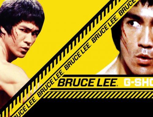 G-SHOCK x Bruce Lee