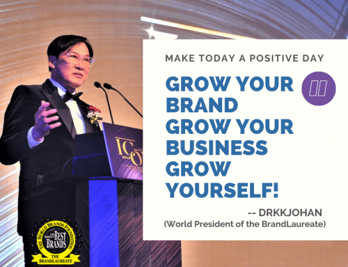 GROW YOUR BRAND, GROW YOUR BUSINESS, GROW YOURSELF!