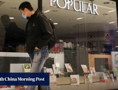 Leading Singaporean bookstore chain Popular closes all 16 branches across Hong Kong
