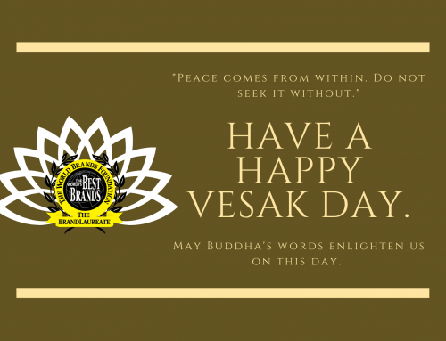 Wishing all Buddhists a Happy Vesak Day 2020