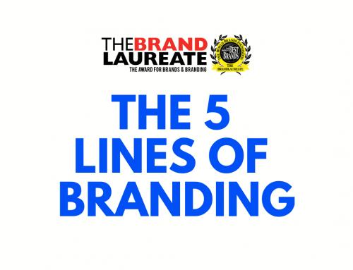 Top 5 Lines of Branding
