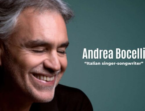 Andrea Bocelli: The BrandLaureate Legendary Awards 2015