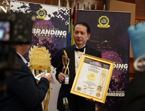 Highlights Photo: The BrandLaureate Awards – World's First e-Branding Awards 2020