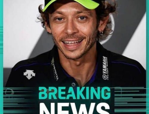 CONGRATULATIONS to the King of MotoGP Valentino Rossi for joining the Petronas Yamaha for the 2021 season.