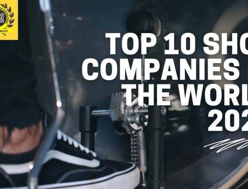 TOP 10 SHOE COMPANIES IN THE WORLD 2020