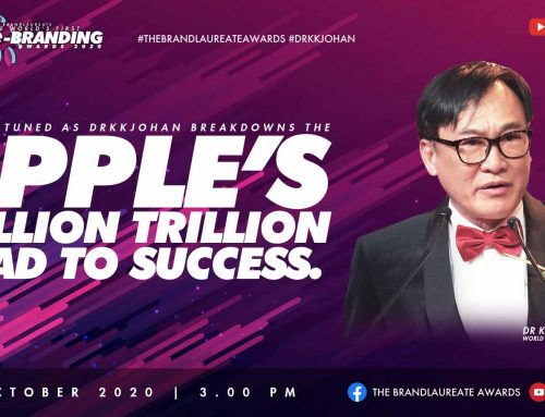 "Stay Tuned for Part 2 of DrKKJohan's Brand Insights on ""APPLE'S TRILLION TRILLION ROAD TO SUCCESS.""  Don't miss it!"