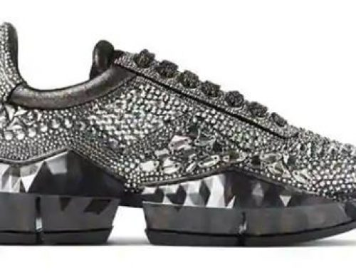 LUXURY SNEAKERS ARE THE NEW STILETTOS