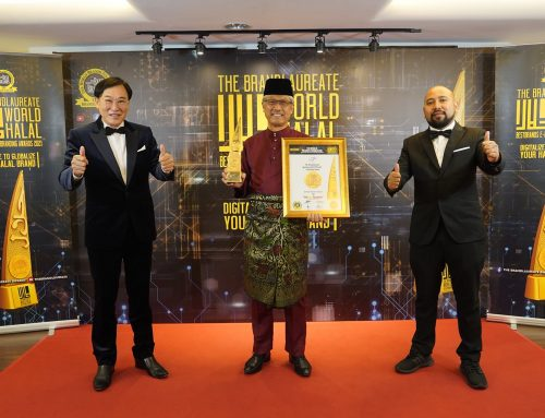 Highlight:  The Inaugural BrandLaureate World Halal e-Branding Awards 2021