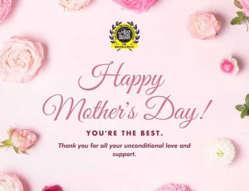 Happy Mother's Day from The BrandLaureate Team